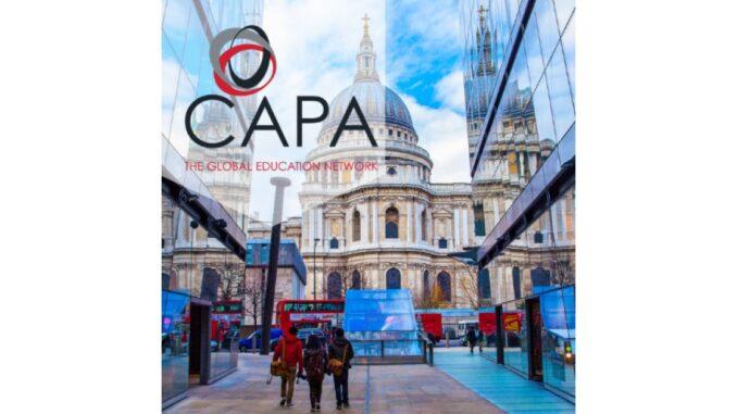 CAPA Remote Internship
